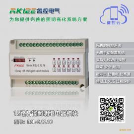 睿控RKIEE智能照明控制器GS-A6/16