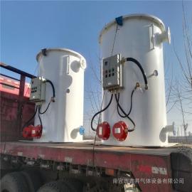 LNG复热器 蒸汽式循环电加热水浴式汽化器 防爆气化器