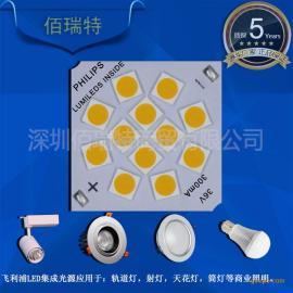 大功率LED投光�羯��15W高亮集成光源led�糁樾酒�