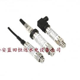 可外螺纹连接MPM4700压力式液位变送器