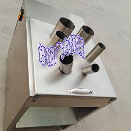 电动不锈钢山药切片机商用切苹果猕猴桃木瓜芭乐杨桃片机器