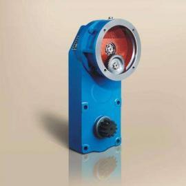 航吊驱动LD变速总成 φ300/φ400轮配套减速机 立式变速器