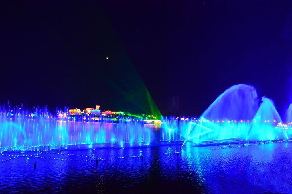 山东音乐喷泉设计公司山东音乐喷泉施工公司