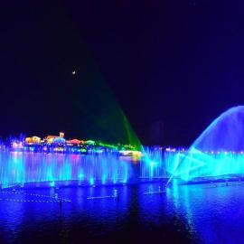 湖南大型音乐喷泉生产厂家湖南大型音乐喷泉安装厂家