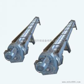 漯河无轴螺旋输送机厂家 方形和圆形泥浆螺旋输送机型号规格