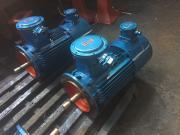 YBVF立式卧式防爆变频专用电机 380V EXDIIBT4 国标全铜线电机