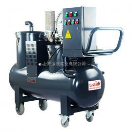 工业吸水吸油专用威德尔大容量吸尘机 可边吸边排