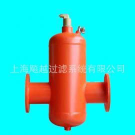 供应DN25螺旋除污器 微泡排气除污装置