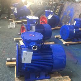 厂家批发供应申银YB3全系列防爆电机 380V三相异步电动机隔爆型