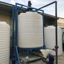 兴化10吨防腐蚀减水剂复配罐合成91视频i在线播放视频聚羧酸母液罐厂家直销