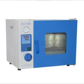 上海一恒 数显恒温真空干燥箱 DZF-6020不锈钢内胆烘箱粉末烤箱