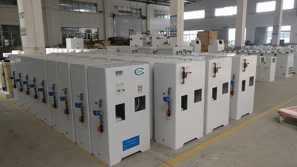 山東农村饮水消毒设备