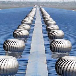 无动力屋顶轴流风机DWT免维修无噪音屋顶通风机风力自动排风机