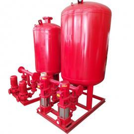 立式消防消火栓增压成套设备 喷淋稳压泵组 一对一AB签 3CF认证