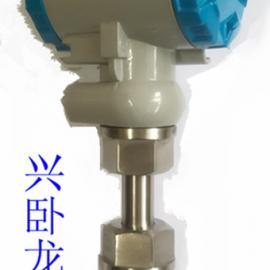 管道式高温湿度传感器
