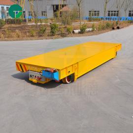 河南厂家生产KPX-5T 电瓶充电式蓄电池电动平车技术参数