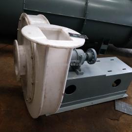 9-19型塑料防腐风机|聚丙烯耐高温耐酸碱防腐风机