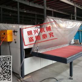 铝板玻璃热转印机设备 MX-1600 风景画热转印