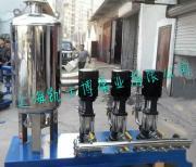 排污泵不锈钢稳压设备