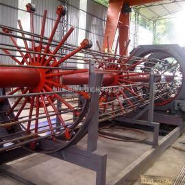 巴博斯顿厂家供应BB12M-1250数控钢筋笼滚焊机