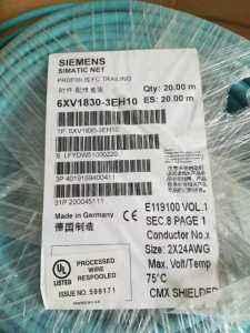 西门子拖缆线6XV1830-3EH10