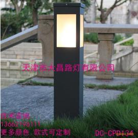 LED草坪灯草地灯方形欧式复古庭院灯花园灯外户外景观灯公园灯