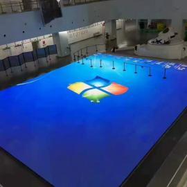 P3.91高清地砖LED显示屏价格
