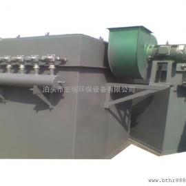 旁插反吹扁袋除尘器型号LBX-NI/A 除尘器及其配件专业厂家