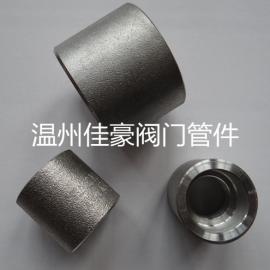 佳豪牌304SS不锈钢双承口承插焊直通管箍 单承口异径半管管箍