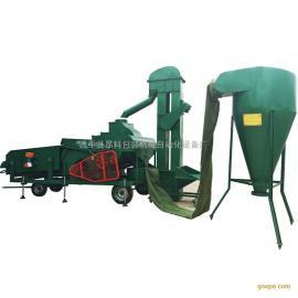 特价CCDQ粮食精选机 玉米筛选机 集风选比重筛振动筛于一体机