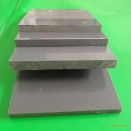 利信PVC板硬板 耐酸碱塑料板 绝缘材料 PVC化工板 A板 AB板