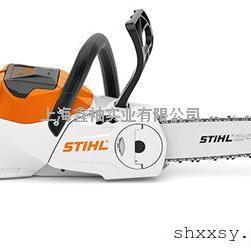 德国进口斯蒂尔STIHL锂电池电锯MSA 120 C-BQ 斯蒂尔电锯
