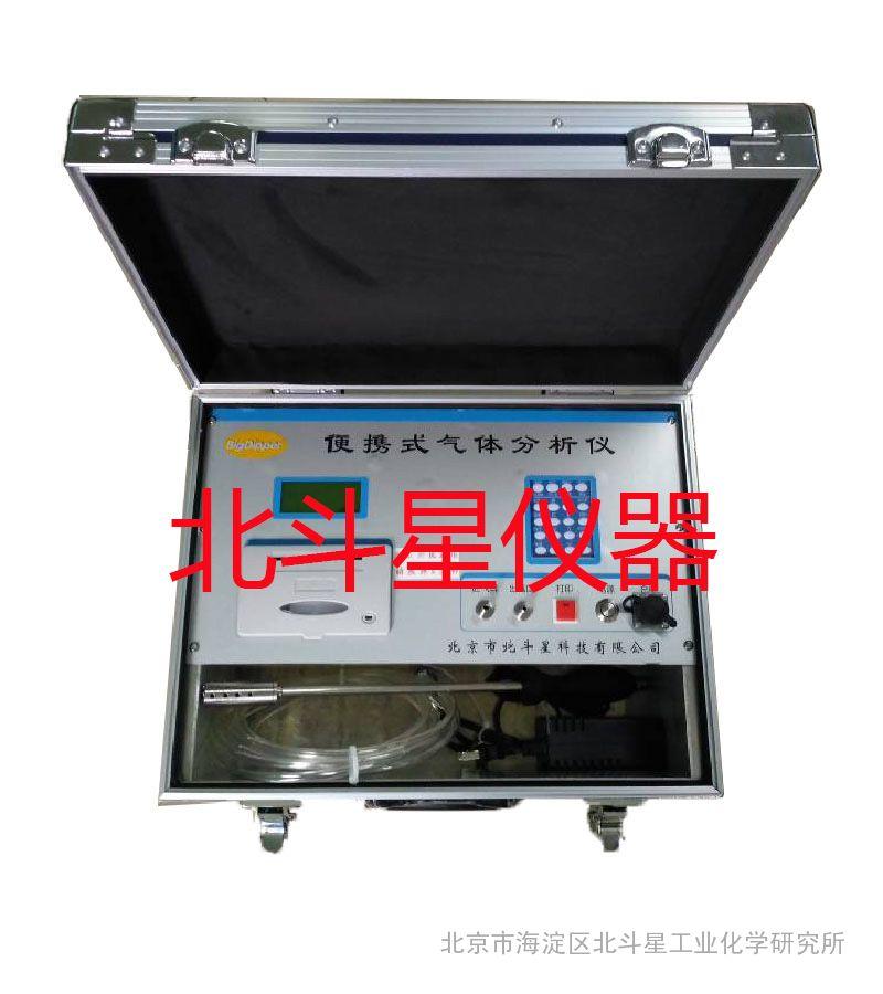 便携式综合气体检测仪