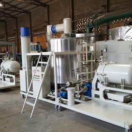 废油蒸馏设备,废油再生蒸馏设备,废油提炼柴油设备