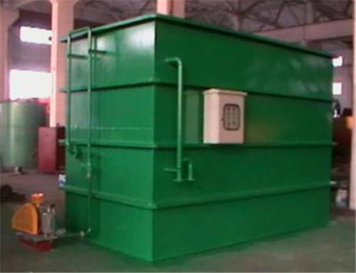 卫生服务中心地埋式污水处理设备