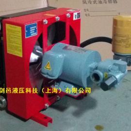 剑邑ELZX-2-A3自循环式液压风冷却器_自吸循环风冷式油冷却器