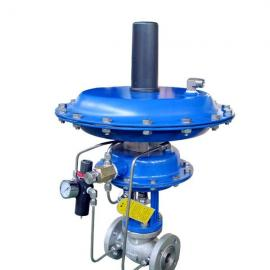 ZZDG带指挥器操作型氮封阀|储灌微正压氮封压力调节阀