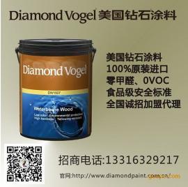 美国钻石涂料进口涂料品牌 DW1507 水性木器清面漆