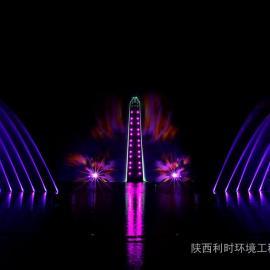 湖南喷泉设计 湖南音乐喷泉公司 喷泉安装
