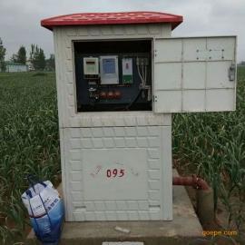 内蒙古灌溉专用模压玻璃钢井房
