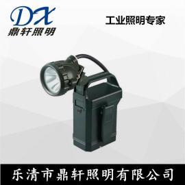 温州厂家IW5120便携式免维护强光防爆工作灯