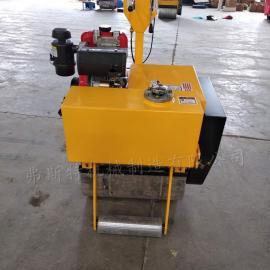 弗斯特振动轮宽700mm的小型单钢轮压路机