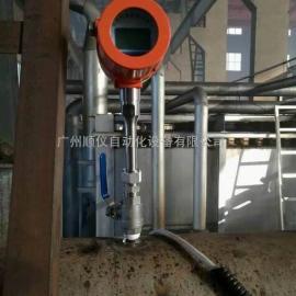 广州热式质量气体流量计、广州热式压缩空气流量计