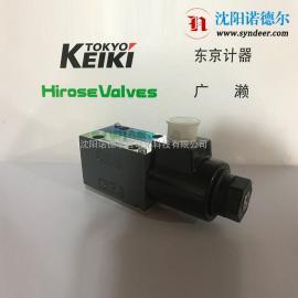 TOKIMEC东京计器DG4V-3-6C-M-U1-H-7-56换向阀