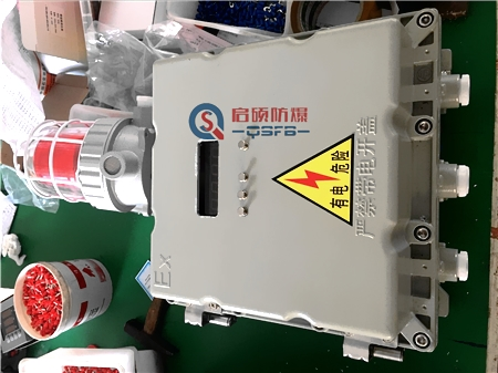按键调节液位仪表防爆控制箱