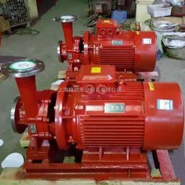 XBD-W/HY型卧式消防恒压切线泵