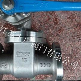 不锈钢快速排污阀PZ48W-16P