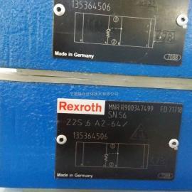力士乐单向阀 Z2S6A2-6X/ R900347499