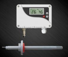 管道专用KT304F分体插入式温湿度传感器变送器