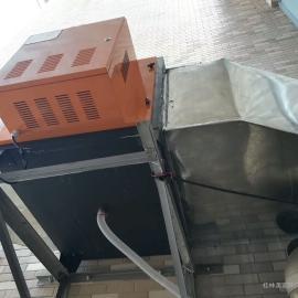 厨房油烟净化器低空排放经久耐用餐饮油烟净化器厨房油烟管家